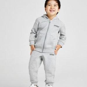 Adidas Originals Kaval Full Zip Tracksuit Infant Harmaa