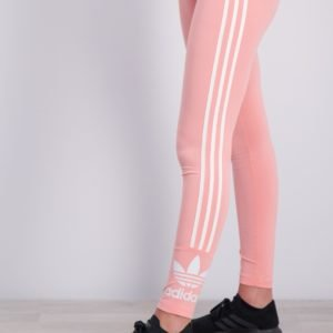 Adidas Originals Lock Up Tights Leggingsit Vaaleanpunainen