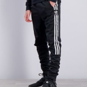 Adidas Originals Lock Up Tp Housut Musta