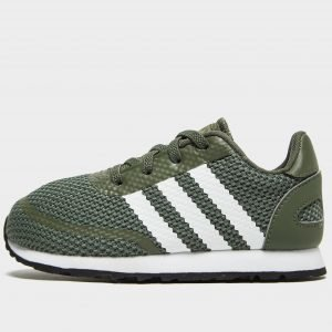 Adidas Originals N-5923 Infant Olive / White