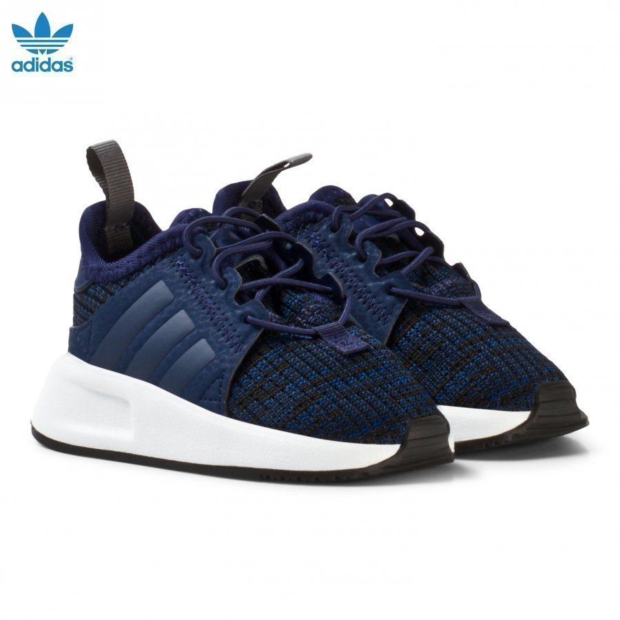 Adidas Originals Navy X Plr Infants Trainers Lenkkarit