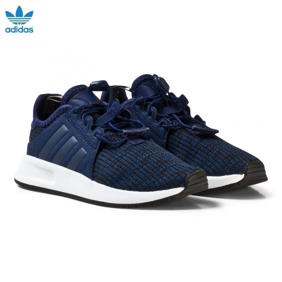 Adidas Originals Navy X Plr Kid´S Trainers Lenkkarit