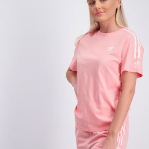 Adidas Originals New Icon Tee T-Paita Vaaleanpunainen