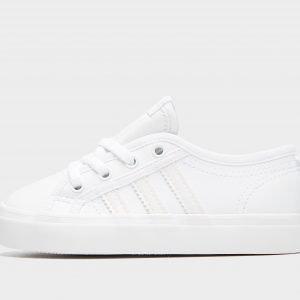 Adidas Originals Nizza Lo Valkoinen