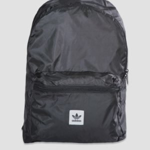 Adidas Originals Packable Bp Laukku Musta