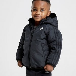 Adidas Originals Padded Jacket Infant Musta