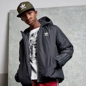 Adidas Originals Padded Jacket Musta