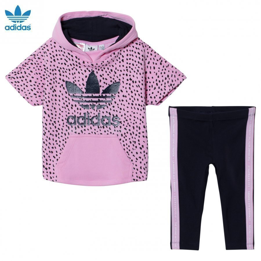 Adidas Originals Pink Infants Nomad T-Paita