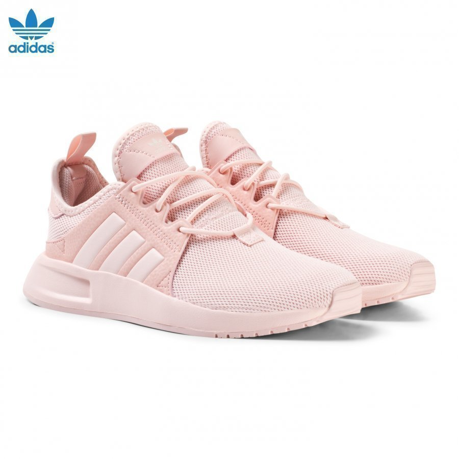 Adidas Originals Pink X Plr Junior Trainers Lenkkarit