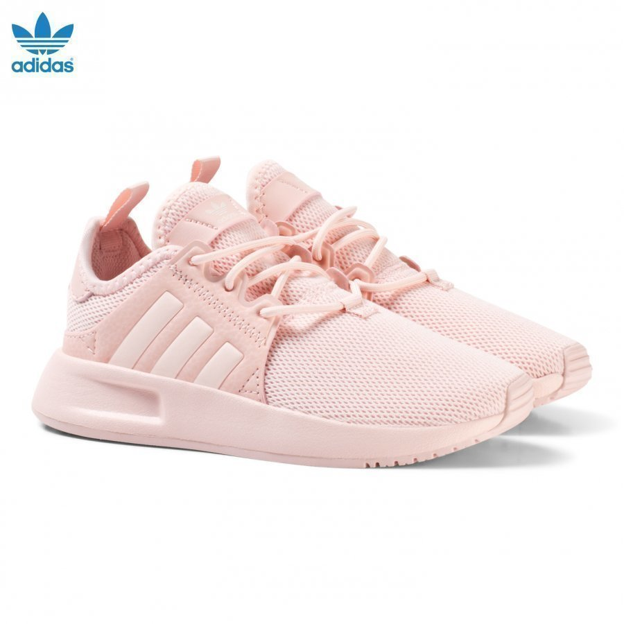 Adidas Originals Pink X Plr Kids Trainers Lenkkarit
