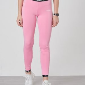 Adidas Originals Poly Leggings Leggingsit Vaaleanpunainen