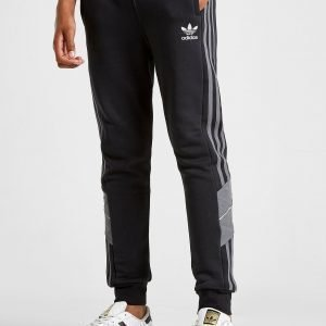 Adidas Originals Speed Fleece Track Pants Musta