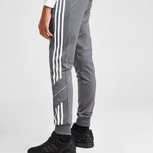 Adidas Originals Speed Poly Track Pants Harmaa