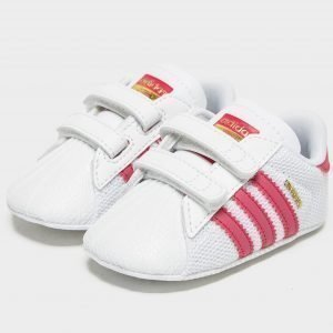 Adidas Originals Superstar Crib Valkoinen