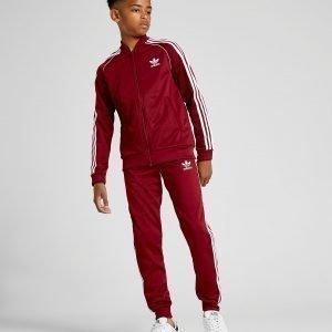 Adidas Originals Superstar Verryttelyhousut Punainen