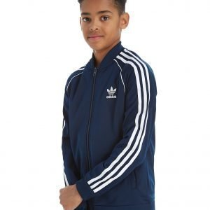 Adidas Originals Superstar Verryttelytakki Laivastonsininen