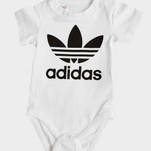 Adidas Originals Trefoil Bodysuit Infant Valkoinen