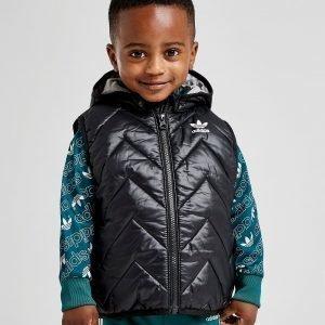 Adidas Originals Trefoil Gilet Infant Musta