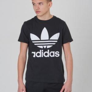Adidas Originals Trefoil Tee T-Paita Musta