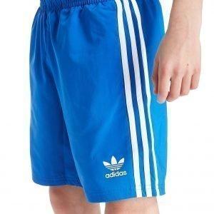 Adidas Originals Trefoil Uimashortsit Sininen