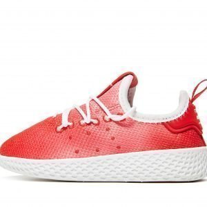 Adidas Originals X Pharrell Williams Tennis Hu Scarlet / White
