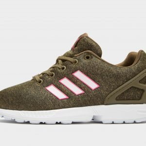 Adidas Originals Zx Flux Olive / White / Pink