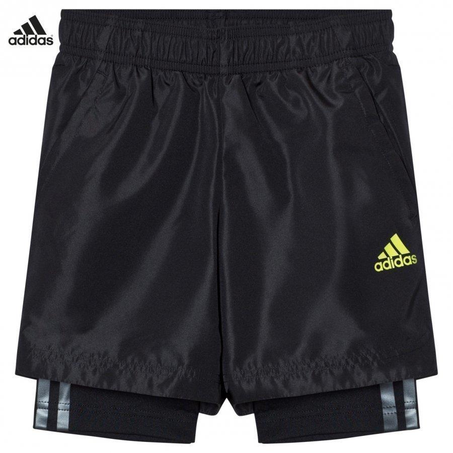 Adidas Performance Black Kids Training Shorts Urheilushortsit
