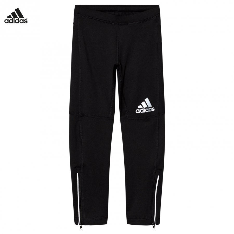 Adidas Performance Black Running Baselayer Tights Kerraston Alaosa