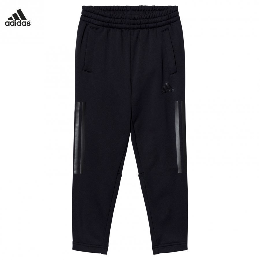 Adidas Performance Black Training Track Pants Verryttelyhousut