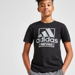 Adidas Performance Box T-Shirt Musta