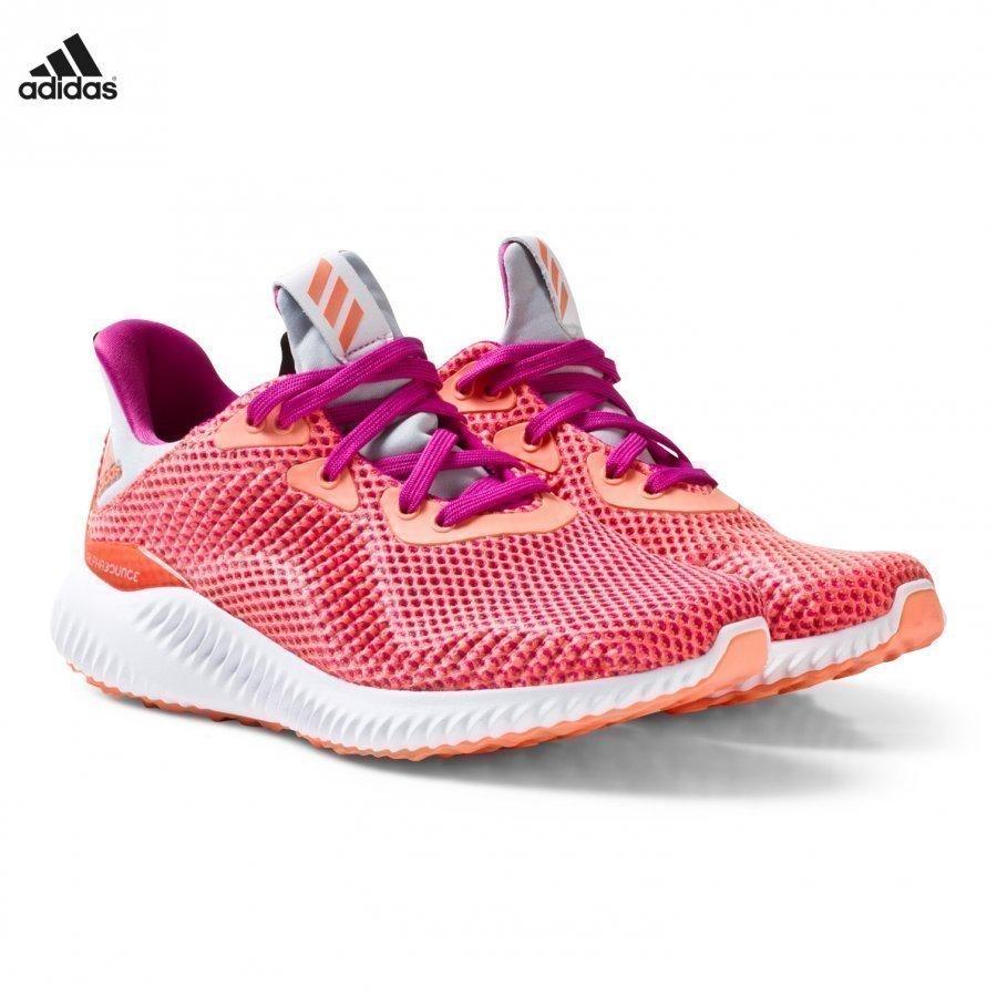 Adidas Performance Coral Alphabounce Junior Trainers Urheilukengät