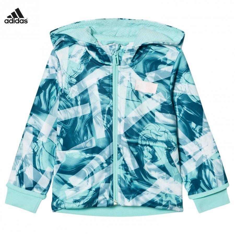 Adidas Performance Disney Frozen Full Zip Hoodie Huppari