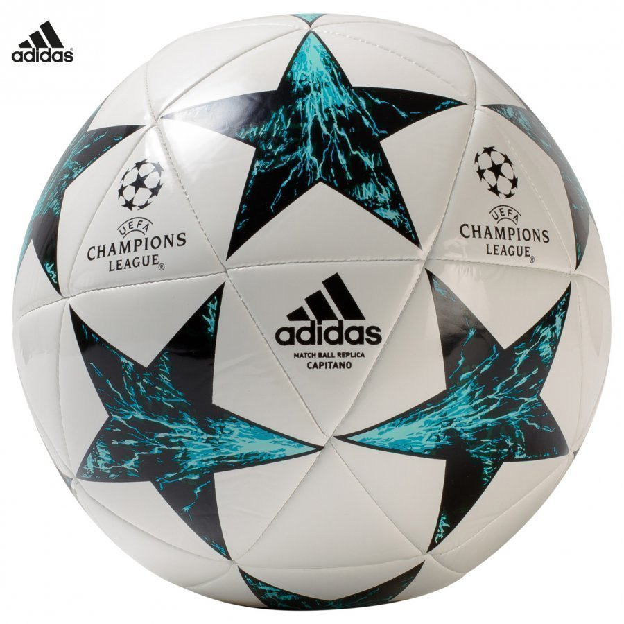Adidas Performance Finale 17 Capitano Soccer Ball Jalkapallo