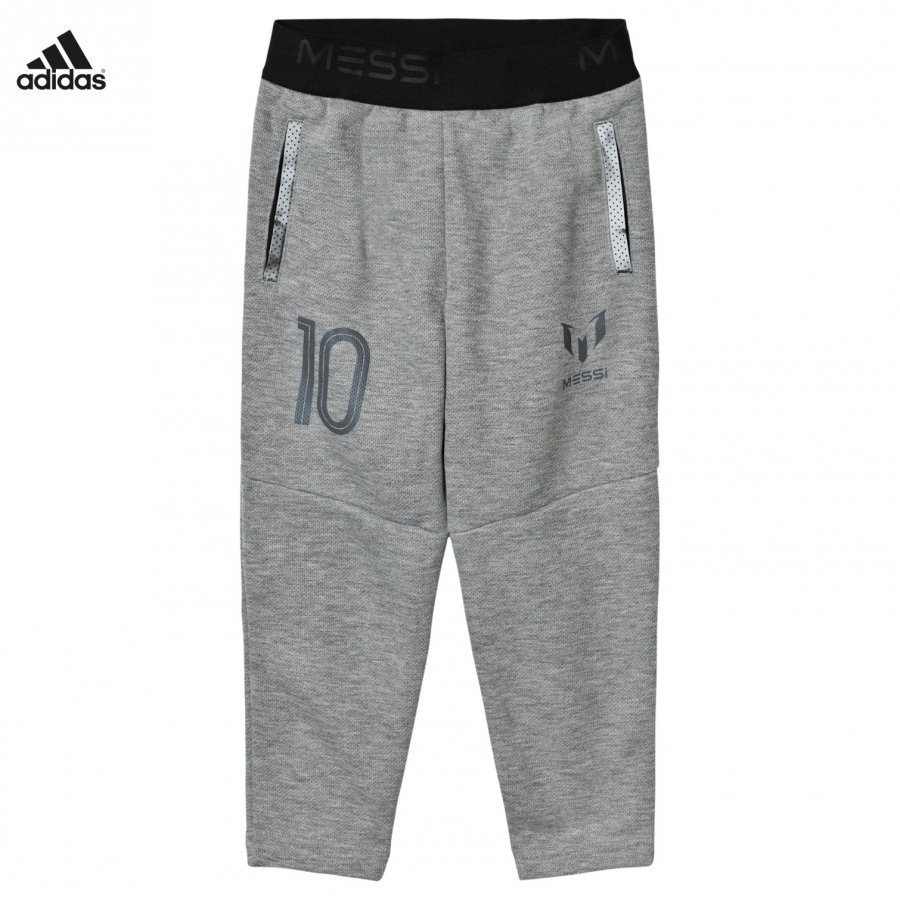 Adidas Performance Grey Messi Tiro Sweatpants Verryttelyhousut