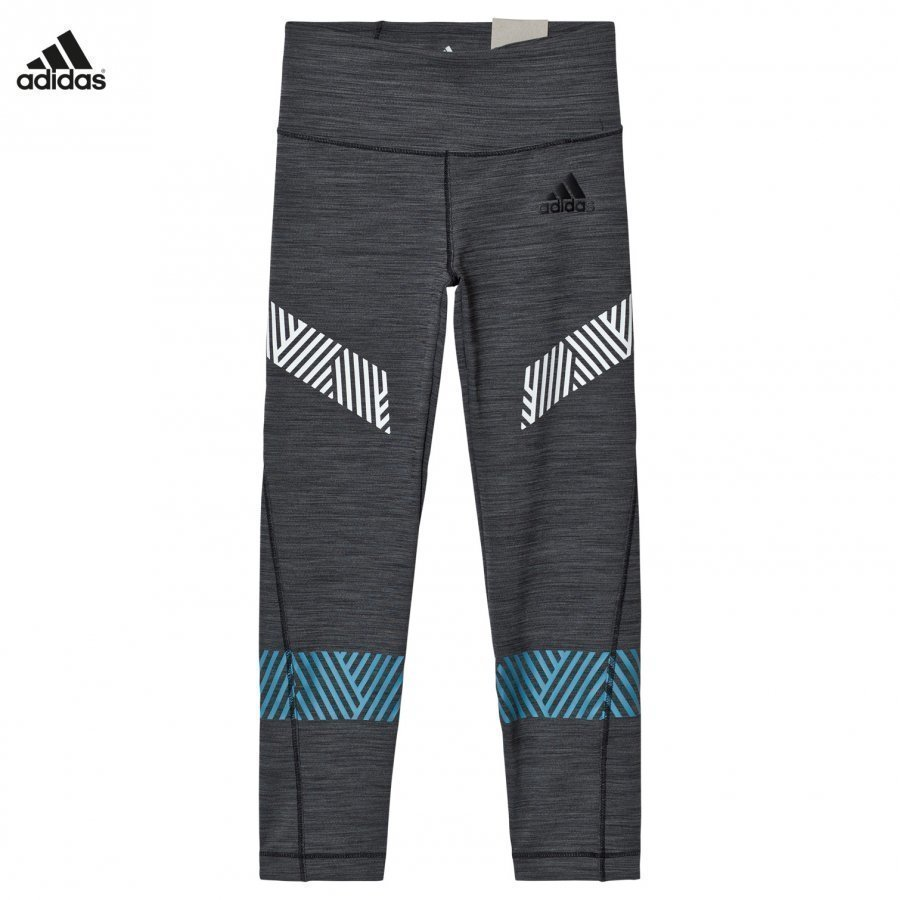 Adidas Performance Grey Performance Training Leggings Legginsit