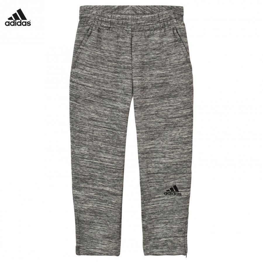 Adidas Performance Grey Road Trip Zone Sweatpants Verryttelyhousut