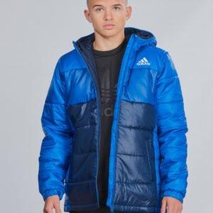 Adidas Performance J Padded Jacket Takki Sininen