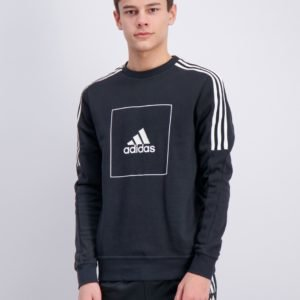 Adidas Performance Jb A Aac Crew Neule Musta