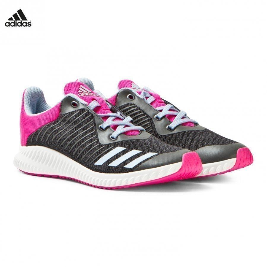 Adidas Performance Kids Fortarun Trainers Grey Urheilukengät