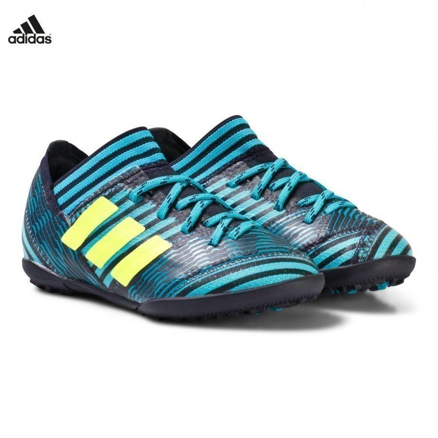Adidas Performance Navy Nemeziz Tango 17.3 Turf Junior Football Boots Jalkapallokengät
