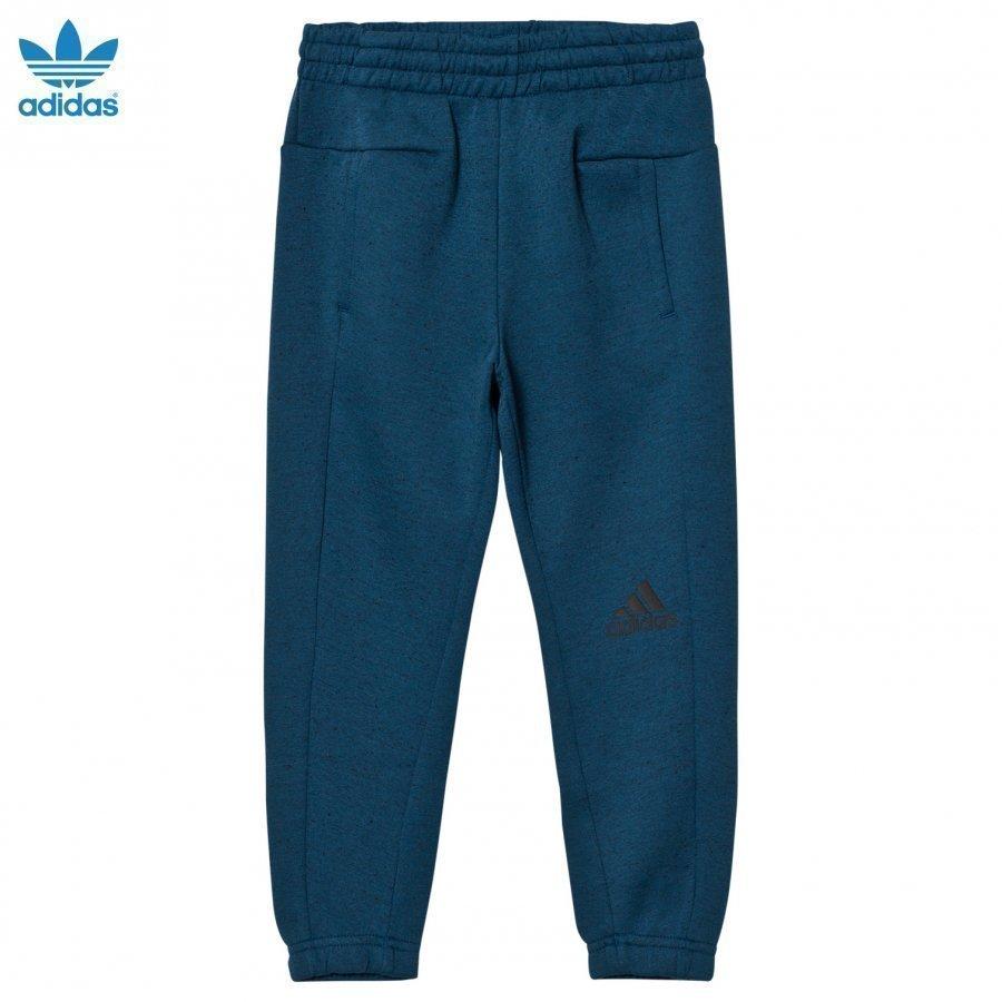 Adidas Performance Navy Stadium Track Pants Verryttelyhousut