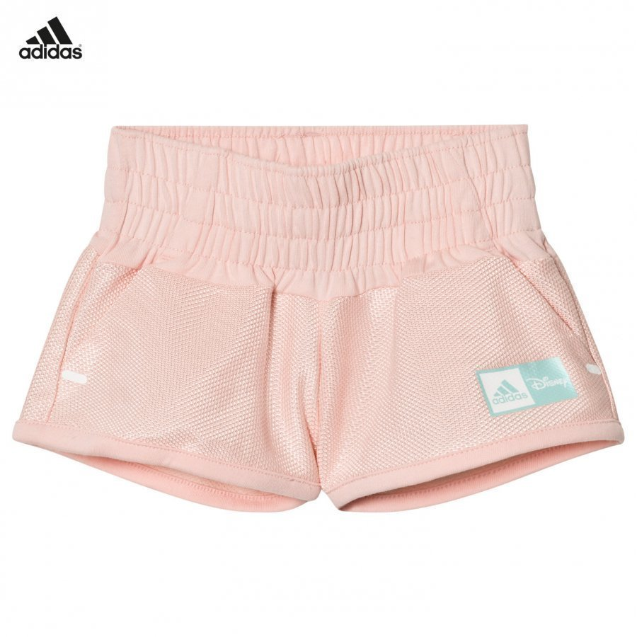 Adidas Performance Pink Disney Frozen Shorts Urheilushortsit