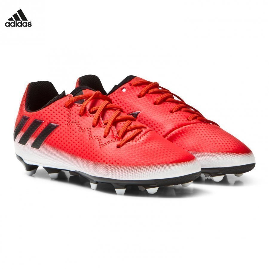 Adidas Performance Red Messi 16.3 Firm Ground Football Boots Jalkapallokengät