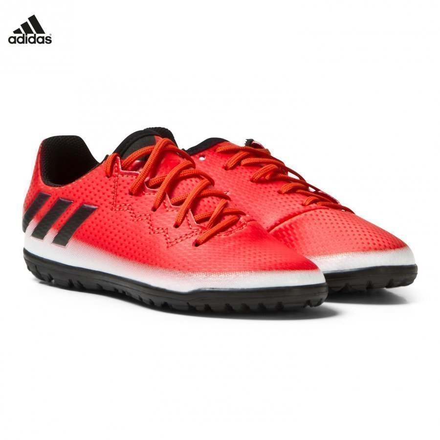 Adidas Performance Red Messi 16.3 Turf Football Boots Jalkapallokengät