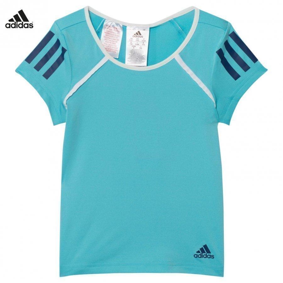 Adidas Performance Samba Blue Club Tennis Tee T-Paita