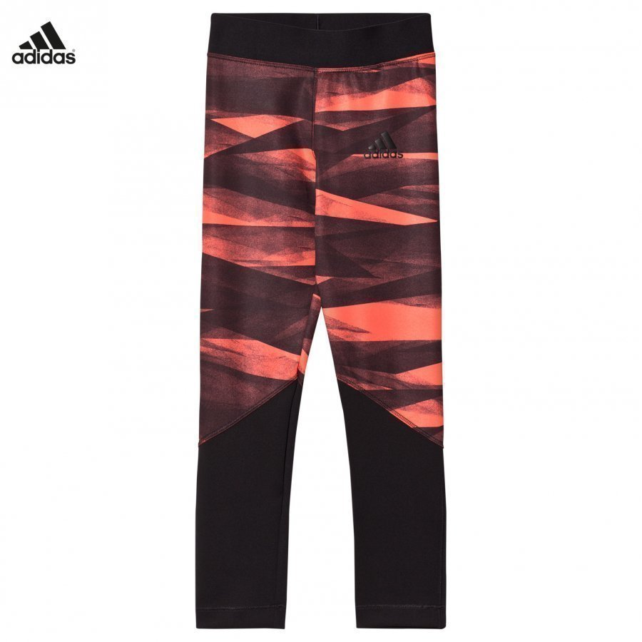 Adidas Performance Training Leggings Coral Legginsit