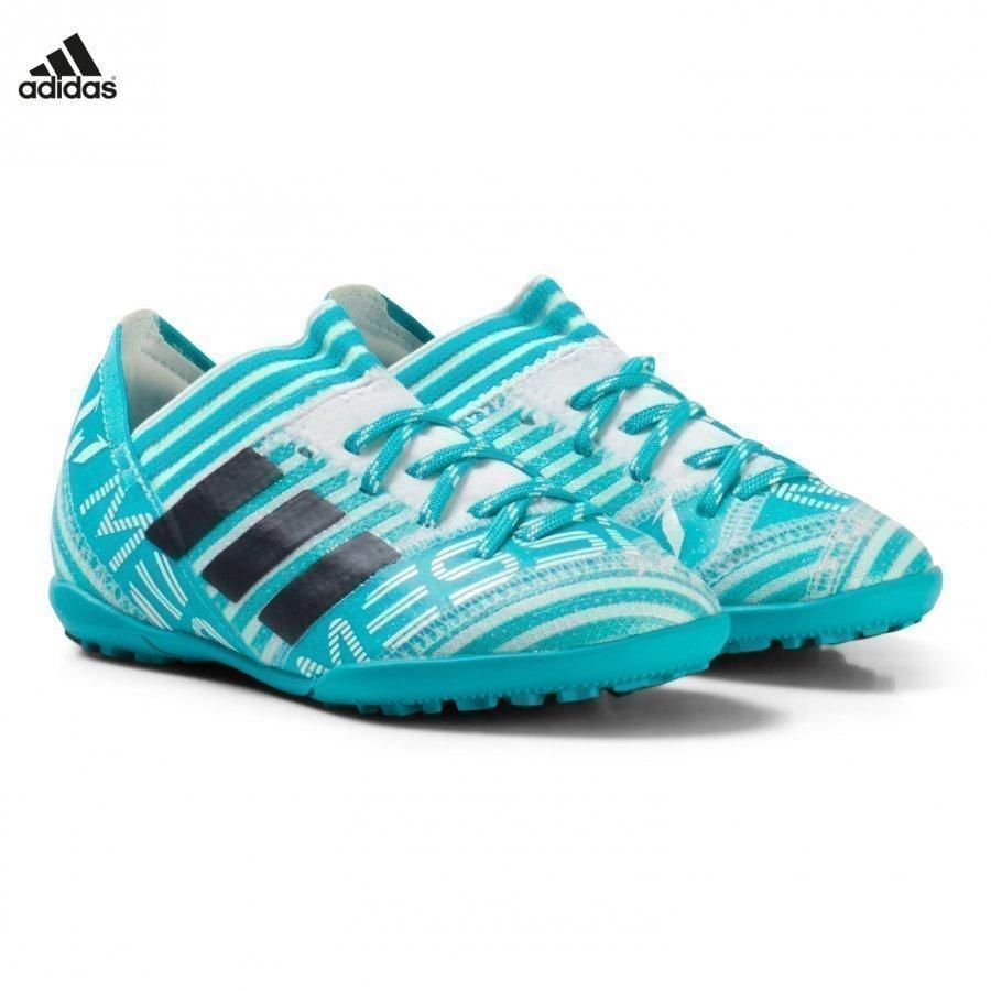 Adidas Performance White Nemeziz Messi Tango 17.3 Turf Football Boots Jalkapallokengät