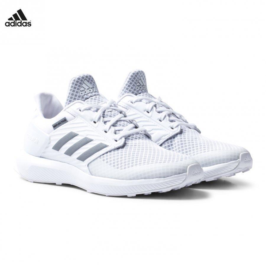 Adidas Performance White Rapidarun Sneakers Urheilukengät