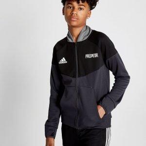 Adidas Preadator Track Top Musta