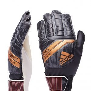 Adidas Predator 18 Young Pro Goalkeeper Gloves Musta